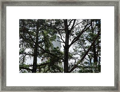 Seek And Find Me Framed Print