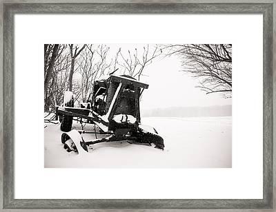 Seen Better Days Framed Print by Edward Myers