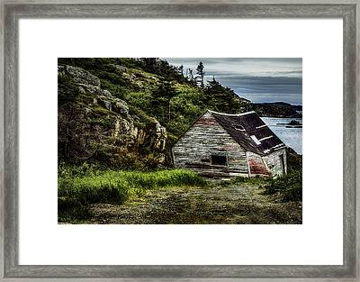 Seen Better Days Framed Print by Janet Ballard