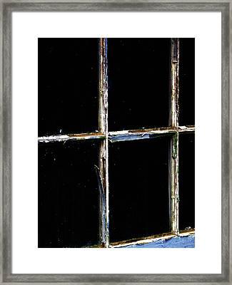 Seen Better Days Framed Print by Mg Blackstock