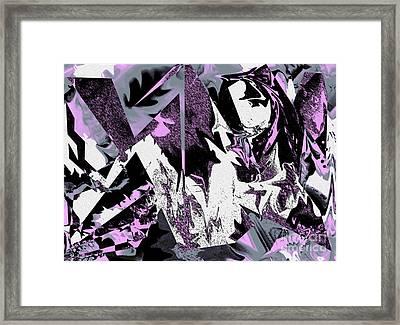 Seer Framed Print by Jo Baby