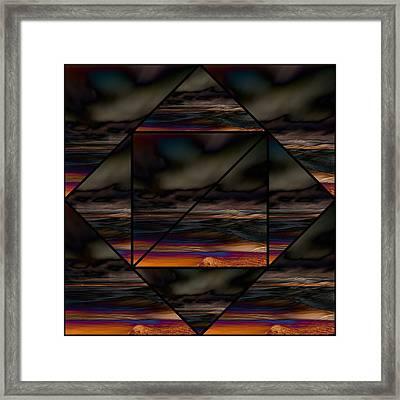 Seesee Framed Print