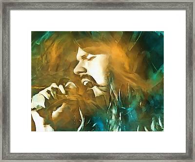 Seger Framed Print by Dan Sproul