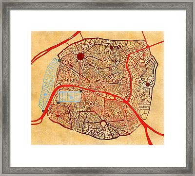 Segregation #2 Framed Print