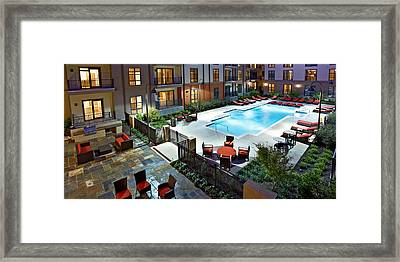Select Apartment Rentals Dothan Al  Framed Print by Pam  Disuja