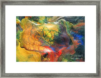 Self Discovery Framed Print