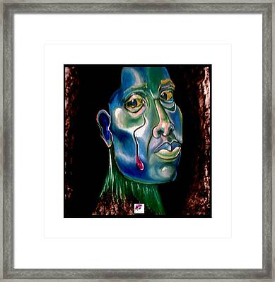 Self Portrait 1998 Framed Print