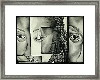 Self Portrait 2 Framed Print