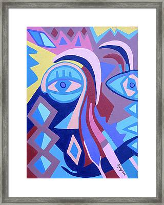 Self Portrait 2 Framed Print by Molly Williams