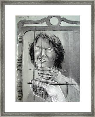 Self Portrait 2011 Framed Print