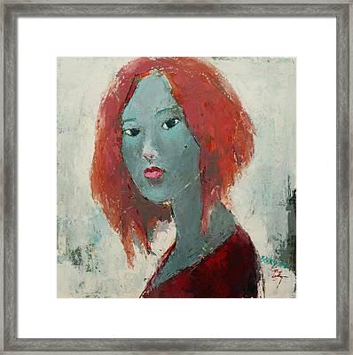 Self Portrait 1502 Framed Print
