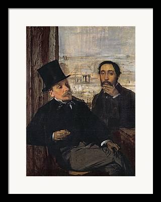 Evariste De Valernes Framed Prints