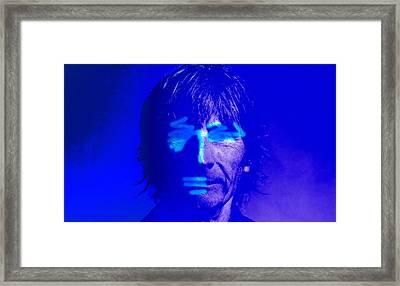 Selfie Framed Print by Daniel Furon