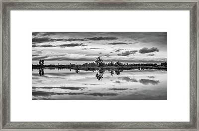 Seney Framed Print