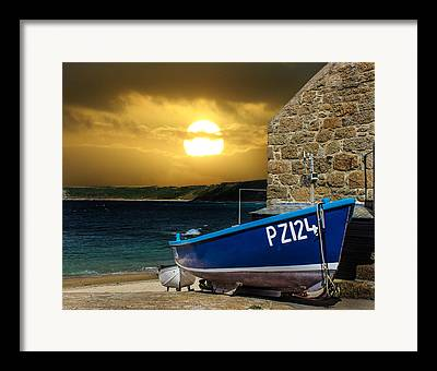 Sennen Cove Framed Prints