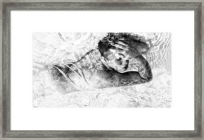 Sensation Framed Print