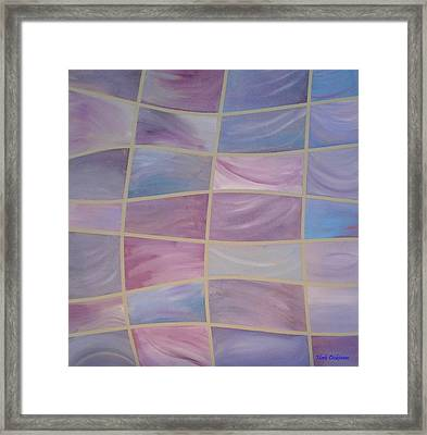 Sensations Framed Print by Herb Dickinson