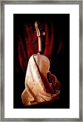 Sensuality Framed Print by Maggie Terlecki