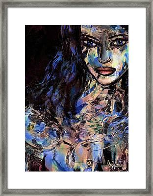Sensuelle Framed Print