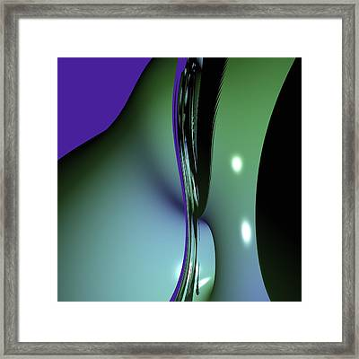 Sensuoso Framed Print by Caren Appel