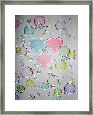 Sentiments Framed Print