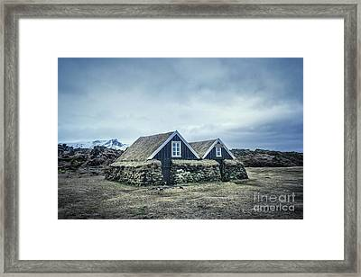 Sentiments Of A Native Village Framed Print