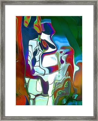 Sentinel Framed Print by Alika Kumar