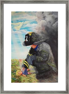 September 11th Framed Print