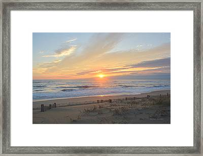 September Sunrise  30 Framed Print