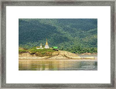 Framed Print featuring the photograph September by Werner Padarin