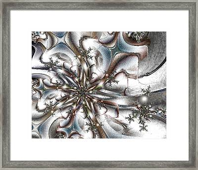 Seraphim Framed Print by Kimberly Hansen