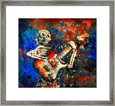 Framed Print featuring the photograph Serenade by Jeff Gettis