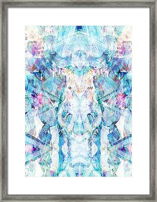Serendipity Framed Print by Beth Travers