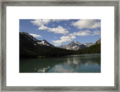 Serene Framed Print by Keith Lovejoy