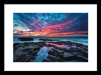 Pacific Northwest Framed Prints