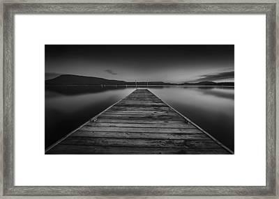 Serenity 2 Framed Print