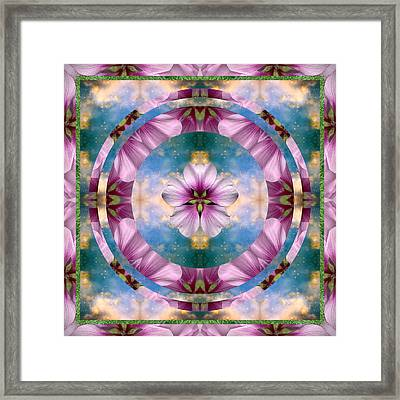 Serenity Framed Print by Bell And Todd