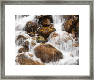 Serenity Central Framed Print by Chris Scroggins