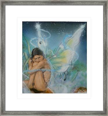 Serenity Framed Print by Crispin  Delgado