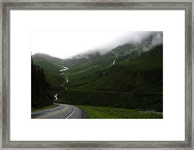Serenity Framed Print by Dave Clark