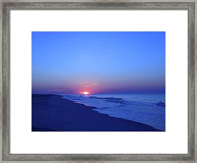 Serenity I I Framed Print