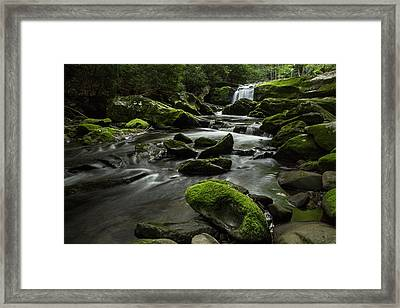 Framed Print featuring the photograph Serenity  by Julie Andel