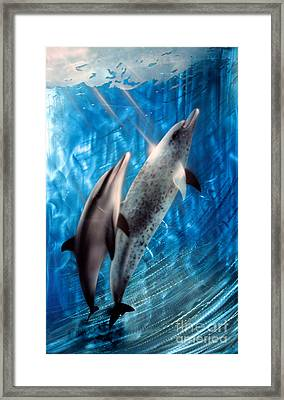 Serenity  Framed Print by Kerry Krueger