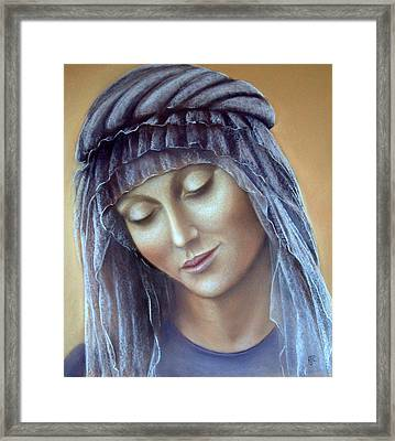 Serenity Framed Print by Rosemary Colyer