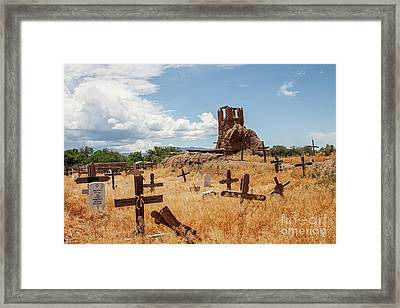 Framed Print featuring the photograph Serenity by Sandy Adams