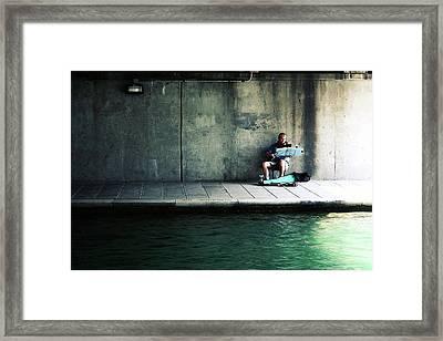 Serenity Framed Print by Tara Greene