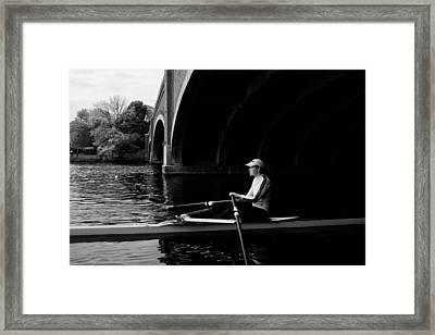 Serenity Framed Print by Tim  Telep