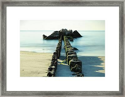 Serenity Framed Print by Zev Steinhardt