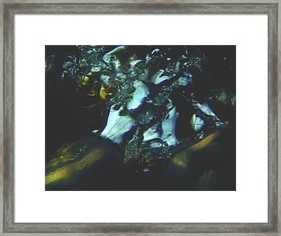 Series 7 Framed Print by John Delpit