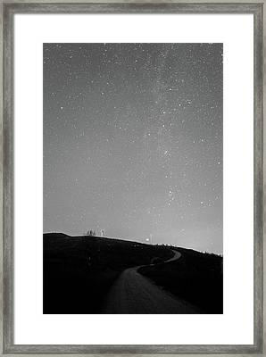Framed Print featuring the photograph Serpent by Bruno Rosa